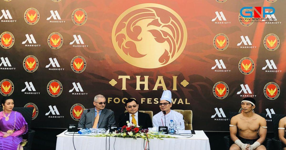 Thai Food Festival kicks off at Islamabad Marriott Hotel 1
