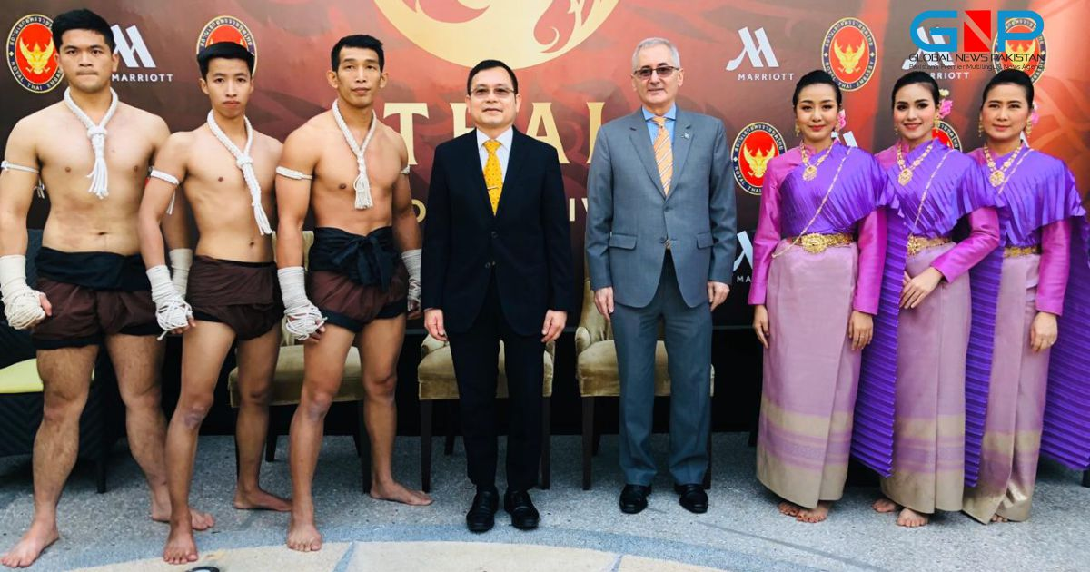 Thai Food Festival kicks off at Islamabad Marriott Hotel 2