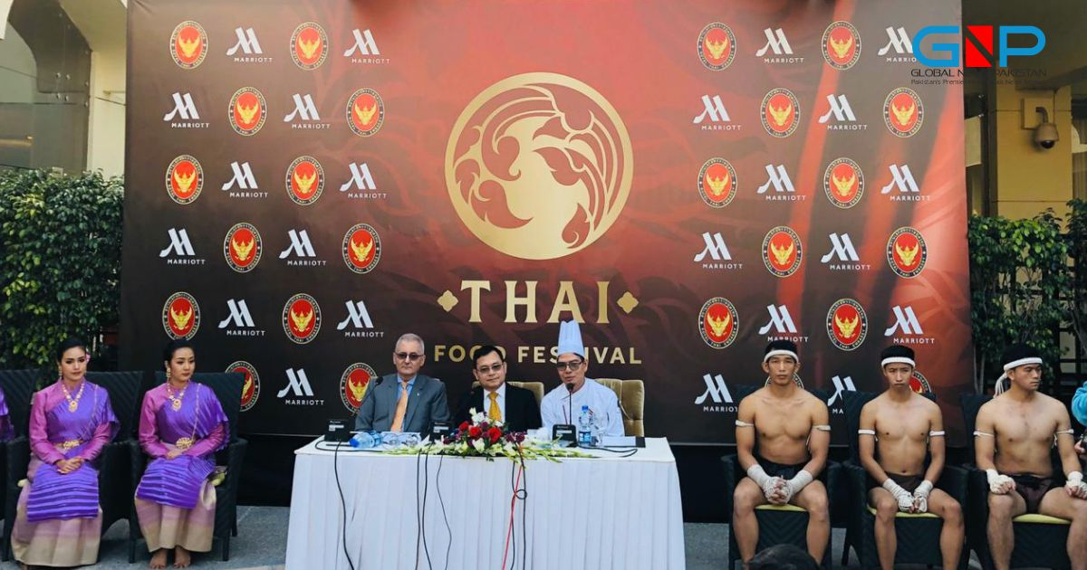 Thai Food Festival kicks off at Islamabad Marriott Hotel 3